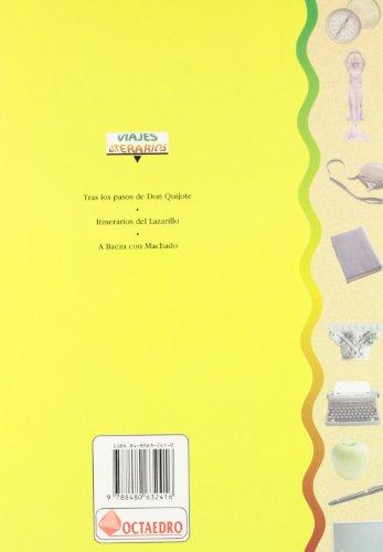 Itinerarios del Lazarillo (Cuadernos) - 9788480632416