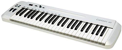 49 carbónico sansón teclado controlador MIDI 49 clave [1] (personificación progrado)