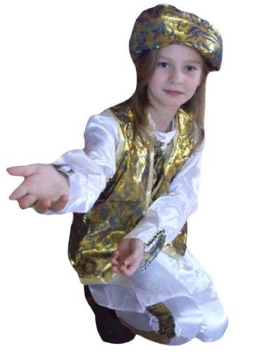 nzkostüm, Prinz Faschingskostüme, Prinzkarnevalskostüm, für Kinder, Jungen, Mädchen, für Fasching Karneval Fasnacht, auch als Geschenk zum Geburtstag oder Weihnachten (Prinz Kostüm Ideen)