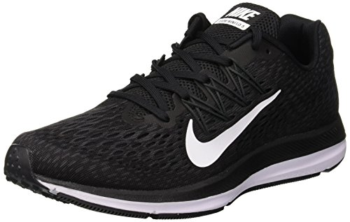 new arrivals 1428c 34f60 Nike Men s Zoom Winflo 5 Running Shoes, (Black White Anthracite 001)