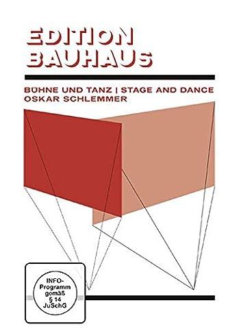 Bauhaus - Bühne und Tanz / Stage and Dance - Oskar Schlemmer (Architektur Blumen)