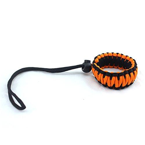 SueSupply Handgelenkschlaufe für Kamera Kameraband Paracord Kameraschlaufe Wrist Strap