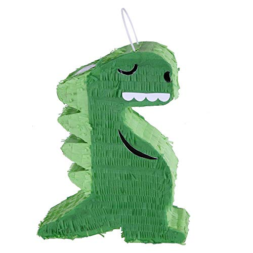 Home Collection Pinata - Figura Decorativa (34 x 8,5 x 43 cm), diseño de Dinosaurios