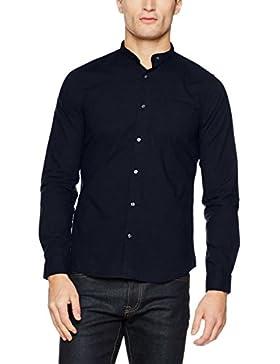 Nowadays Double Collar Shirt, Camisa para Hombre