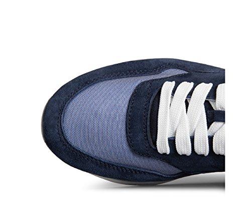 Hogan , Chaussons de gymnastique pour femme bleu bleu Bleu