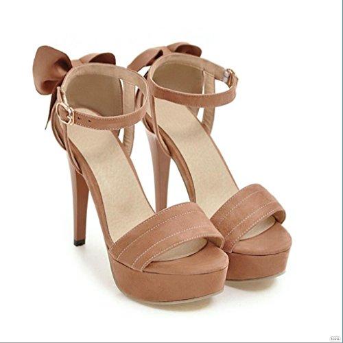 Sproud 2017 Die Neue Koreanische Damen High Heels Sandaletten Mädchen Und Schmetterlinge Modelle Sexy Schuhe 39 Und