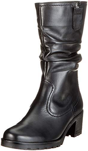 Gabor Shoes Damen Comfort Sport Hohe Stiefel, Schwarz (Mel.) 57, 38.5 EU