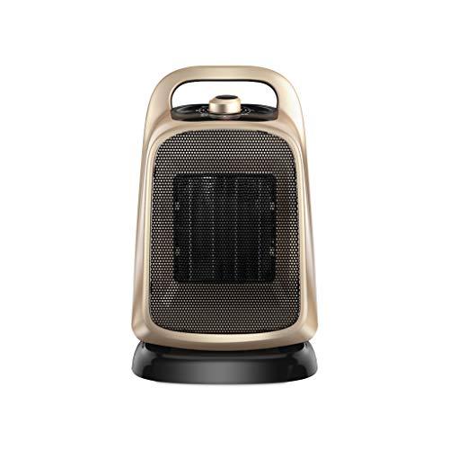 Klimaanlage Kleine Innenraumheizung, Kopf Schütteln, Um Warm Zu Bleiben, Sechsfache Einstellung, Champagner-Gold