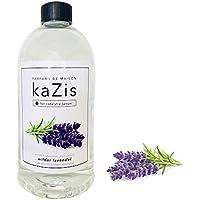 Kazis I Lavendel Duft I Passend für Alle katalytischen Lampen I Parfums de Maison I Nachfüll-Öl (Refill) I 1000... preisvergleich bei billige-tabletten.eu