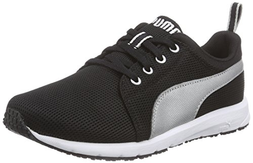 Puma Carson Runner Jr, Sneakers Basses Mixte Enfant