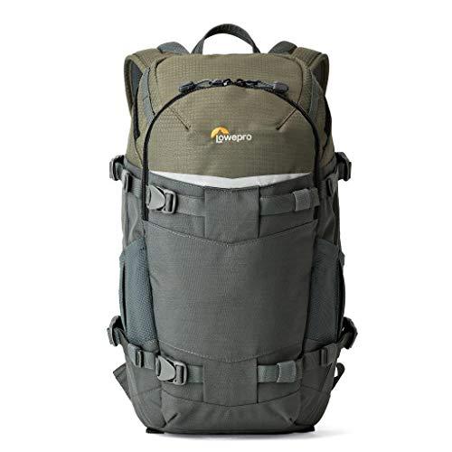 Lowepro LP37014-PWW Flipside Trek Kameratasche BP 250 AW grau/dunkelgrün (Kompakte Kleidungsstück Tasche)