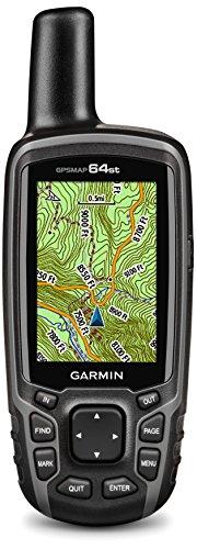 Garmin GPSMAP 64st GPS-/GLONASS-Navigationssystem (2,6 Zoll)
