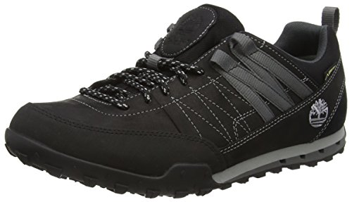 Timberland Greeley Approach, Chaussures à Lacets Homme Noir (Black)