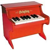 Tobar Mini Piano (Red)