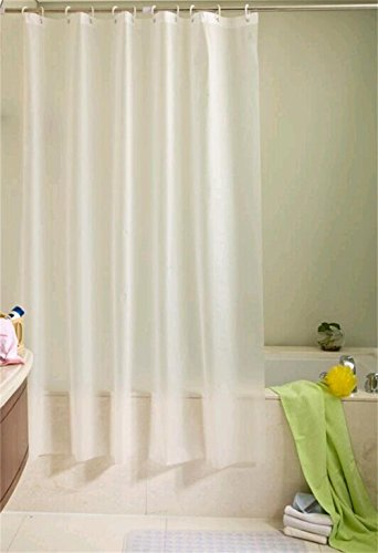 likeyou-contemporary-extra-long-bathroom-shower-curtain-waterproof-and-mildew-resistant-vinyl-shower