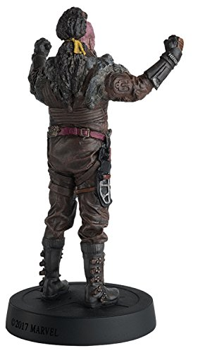 Eaglemoss Marvel Movie Collection Nº 54 TASERFACE (Guardians of The Galaxy) 3