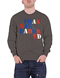 The Stone Roses Sweat-Shirt I Wanna Be Adored nouveau officiel Homme Charcoal