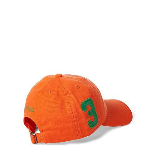 Imagen de polo ralph lauren   de béisbol para niños de 6 a 14 años, color naranja marino alternativa