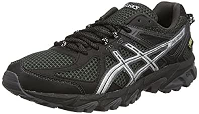 ASICS Gel-Sonoma G-Tx, Men's Trail Running Shoes, Black