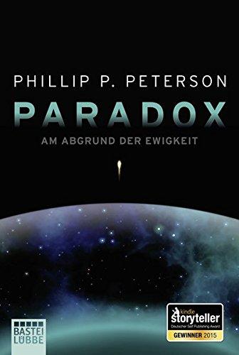 Buchcover Paradox - Am Abgrund der Ewigkeit: Roman
