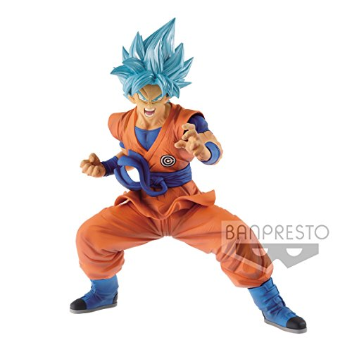 Banpresto Super Dragon Ball Heroes Tyouzetsu Gikou part 1 (SSGSS Goku)