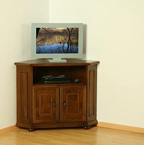 Albero Möbel TV- Möbel Verona nussbaum antik gebeizt