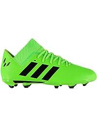 premium selection 3c6f3 d0e1d Adidas Nemeziz Messi 18.3 Fg J, Scarpe da Calcio Unisex – Bambini