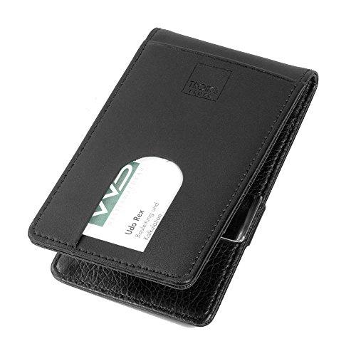 troika-porte-cartes-de-credit-en-cuir-pince-a-billets-en-metal-midnight-noir