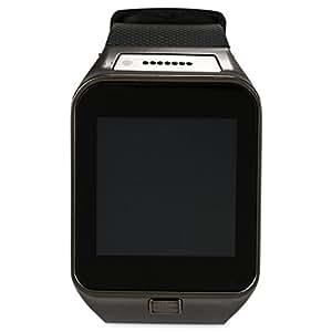 XCSOURCE GV10 SmartWatch Sport Bluetooth 3.0 1.55'' Montre Intelligente Téléphone Écran Tactile Musique / Anti-perte / Sommeil / Podomètre / Rappel sédentaire / SMS de Bluetooth / IM Message Notifier /IOA pour iPhone 5 5S 6 Plus Android IOS LG G3 G4 Nexus 4 5 Noir AC258