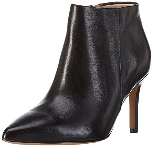 Clarks Damen Dinah Pixie Kurzschaft Stiefel Schwarz (Black Leather)