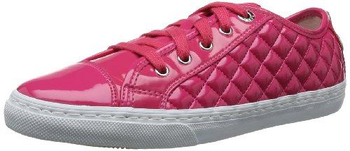 Geox New Club B, Sneaker Basse Donna Viola (FUCHSIA C8002)