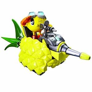 Pac-Man – Ananaspanzer Fahrzeug
