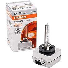 OSRAM XENARC ORIGINAL D1S HID Xenon discharge bulb, discharge lamp, OEM quality OEM, 66140, folding carton box (1 unit)