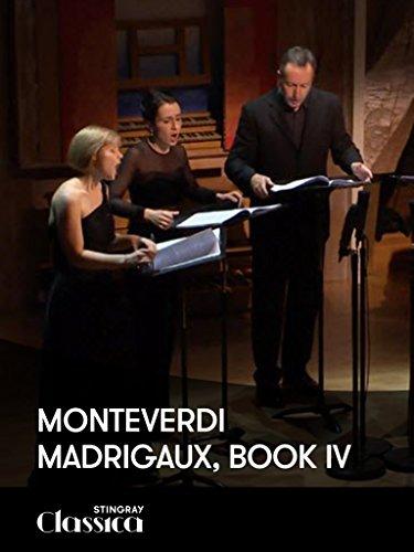 Monteverdi - Madrigale, Buch IV