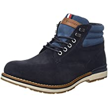 Tommy Hilfiger R2285over 2bw, Botas Chukka para Hombre