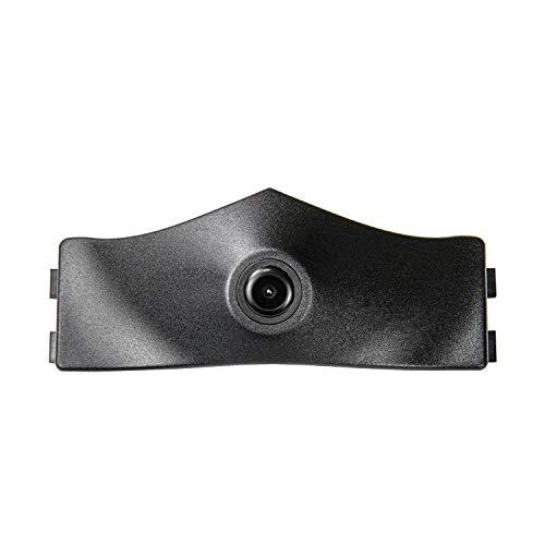 HD Frontkamera Einparkhilfe mit Nachtsicht 170° Weitwinkel Wasserdicht Farbkamera für Audi A6 A6L (Quattro) 2018 2019