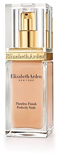 Elizabeth Arden Flawless Finish Perfectly Nude Make-up ,Natural, 1er Pack (1 x 32 ml) - Arden Vitamine