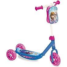 Frozen - Patinete de 3 ruedas con bolsa (Mondo Toys 28222)