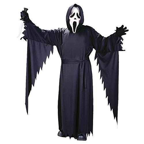 Scream 4 Ghost Face - Teen Classic Costume 13 - 14 (Scream 4 Kostüm)