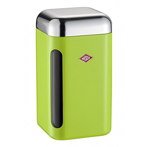 Wesco Lime Green Storage Box