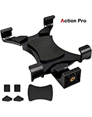 Action Pro Universal Tablet Clamp Holder Compatible with All Tablets