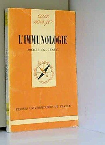 L'Immunologie