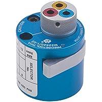 precisetool th1a lentes para la herramienta de engaste AF8, para crimpar los contactos Pin 12,16,20# M39029/31–234,31–228,31–240; Soc # 12,16,20M39029/32–253,32–247,32/259