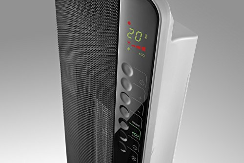 41KhLW37uRL - De'Longhi TCH8093ER Ceramic Fan Heater - White