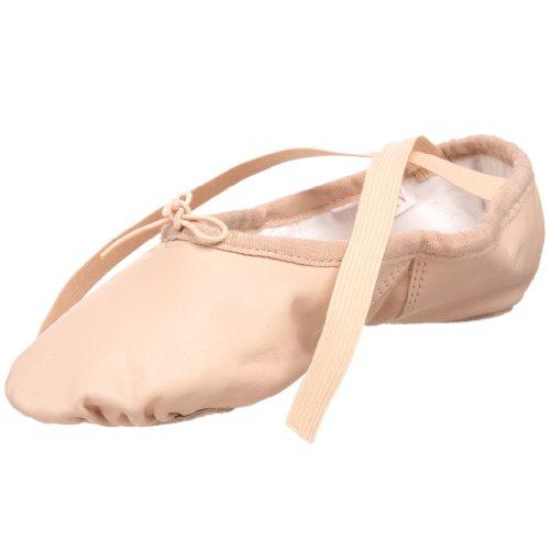 Sansha Silhouette Ballettschuhe aus Leder, Pink (Rose), 35 EU -