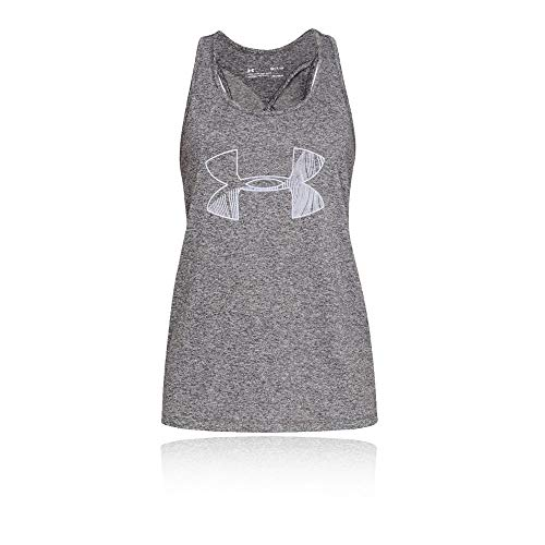 Under Armour Tech Tank Graphic Tanque, Mujer