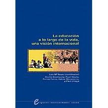 Educacion Largo Vida Vision Inter (Unibertsitate Saila)