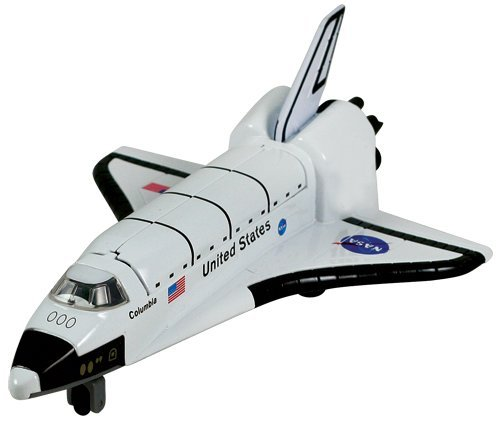 NASA Space Shuttle Retroceso [Toy]