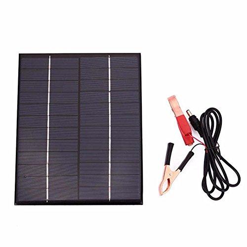Symboat Panel Solar portátil cargador 5.2W batería