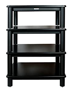 empire precision hifi rack mx t4 bb 4 9 9 9 schwarz lackiert schwarz k che. Black Bedroom Furniture Sets. Home Design Ideas